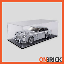 ONBRICK LEGO 10262 James Bond Aston Martin DB5 3mm Premium Acrylic Display Case