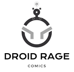 DROID RAGE COMICS