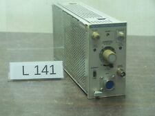 TEKTRONIX AM503 CURRENT PROBE AMPLIFIER # L141