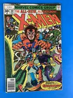 The Uncanny X-Men #107 (1st app of Star Jammers)  🔑