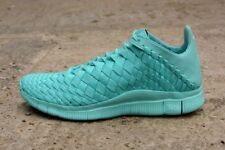"(2of 3) NIKE FREE 5.0 WOVEN INNEVA LAB TECH SP 2014/15 "" LIGHT AQUA "" US 13"