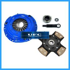 UFC 4-PUCK STAGE 3 CERAMIC CLUTCH KIT for 1990-1991 ACURA INTEGRA B18 RS LS GS