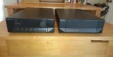 CYRUS 7 INTEGRATED AMPLIFIER,  PSX-R with boxes, manuals, power leads and remote