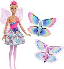 Mt-frb08 Barbie Dreamtopia fatina Magiche Ali Mattel