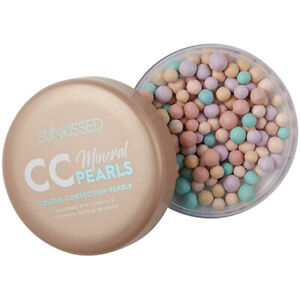 Sunkissed CC Mineral Pearls Colour Correcting Enriched with Vitamin E