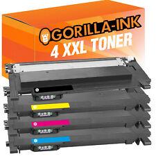 4 Toner XXL für Samsung Xpress C 430 C 430 W C 480 C 480 FN C 480 FW C 480 W