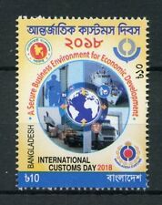 Bangladesh 2018 MNH International Customs Day Economic Development 1v Set Stamps