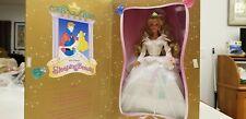 Disney Wedding Sleeping Beauty Barbie Doll 1997 2nd in Series #18057 Nib Nrfb