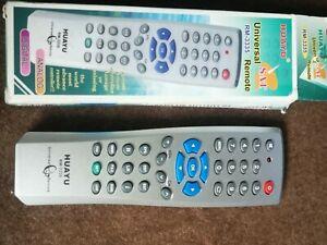Universal Remote Control Huayu RM-3335 for 34 function keys.