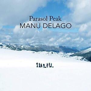 Manu Delago - Parasol Peak (NEW CD)