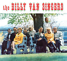 BILLY VAN SINGERS Evera Frightenstein sunshine pop CD Canadian Laurie Bower