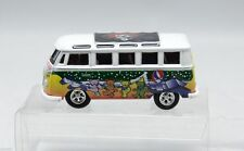 Johnny Lightning Grateful Dead '65 VW Samba Bus Rare Limited Ed. Color Variant G