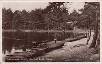 WELLS-NEXT-THE SEA( Norfolk):  Abrahams Bosom Boating Lake RP-R.A.