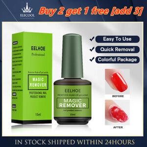 Nail Polish Remover Magic Quick Burst Nail Varnish Cleaner Manicure Gel Soak-Off