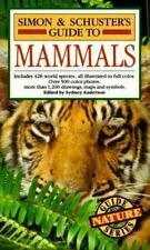 Simon & Schuster's Guide to Mammals
