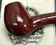 New Unsmoked Ser Jacopo L1 Walnut Egg Smooth Grain with Reverse Curve