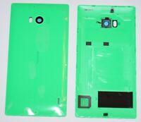 Original Nokia Lumia 930 Akkudeckel Battery Cover + Kamera Scheibe Hell Grün