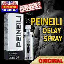 Peineili Sex Delay Spray for Men Male External Use Anti Premature Ejaculation