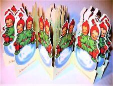 HOLLIKIDS CHRISTMAS TREE GARLAND 8Ft Long RETRO Decor Rare! MINT SEALED Shackman