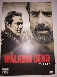 THE WALKING DEAD  stagione 7 cofanetto