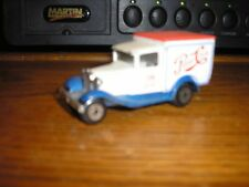 Nice Vintage Matchbox Superfast Lesney Pepsi-Cola Ford Model A Delivery Van