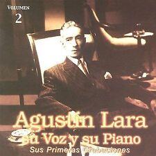 Lara, Agustin : Su Voz Y Su Piano 2 CD
