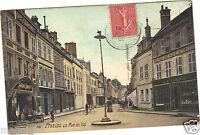 Provins - La Rue Du Val (G6905)