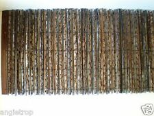 Bali Coco Stick & Rattan Wicker Wood Table Runner Balinese 105cm
