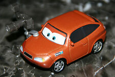 "DISNEY PIXAR CARS 2 ""CORA COPPER"" LOOSE, SHIP WORLDWIDE"