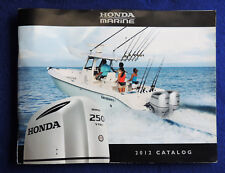 Vintage 2012 Honda Marine Catalog & Buyer's Guide Boats Motors Accessories