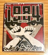 1984 Criterion Collection Blu-ray *Region A Locked*