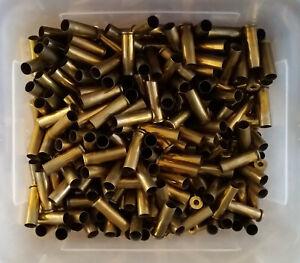 Metallschrott ca. 800 Hülsen .357 Magnum Messing und Nickel - Wiederladen RCBS