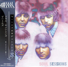 BEATLES SOUL SESSIONS 2 CD MINI LP OBI Harrison Lennon McCartney Starr new