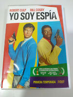 Yo Soy Spy Prima Stagione 1 Completa - 5 X DVD Spagnolo Inglese