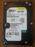 Western Digital WD1200BB WD Caviar IDE Desktop Hard Drive Untested
