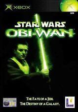 STAR WARS OBI WAN XBOX