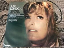JULIE LONDON Hushabye Mountain Liberty Japan 8624 audiophile red LP