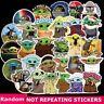 50Pcs Star Wars Vinyl Random Skateboard Laptop Luggage Cartoon Dope Sticker Lot