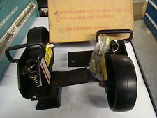 Western Plow Dolly Wheel Kit Part #62425