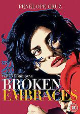 Broken Embraces (aka: Los Abrazos Rotos) - DVD NEW SHRINK WRAPPED