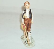 "Norman Rockwell Figurine ""Springtime 1933"" ~ Saturday Evening Post 04/08/1933"