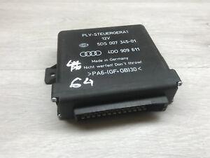 A87 Audi a8 d2 Control Unit Steering 4d0909611 PLV-Control unit Hella 5ds007345