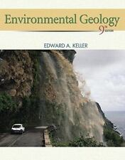 Environmental Geology by Edward A. Keller (2010, Ringbound)