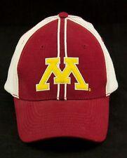 "University of Minnesota Maroon and White Baseball Cap 1851 ~Size 7 / 22"""