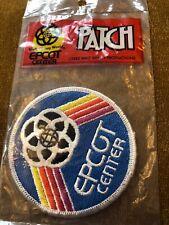Vintage Epcot 1982 Walt Disney World Embroidered Patch