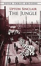 The Jungle (Dover Thrift Editions) by Upton Sinclair, (Paperback), Dover Publica