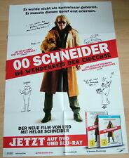 00 SCHNEIDER - IM WENDEKREIS DER EIDECHSE  original Mediatheken Plakat A1
