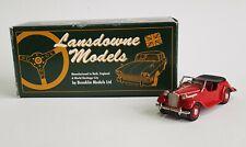 Lansdowne Models LDM 25, 1954, Singer SM Roadster Tourer - Superb Mint Condition