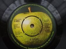 John Lennon - 9 Dream / What You Got - Apple R 6003 Excellent-