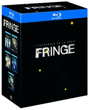 Fringe Complete Series NEW Cult Blu-Ray 20-Disc Box Set Anna Torv